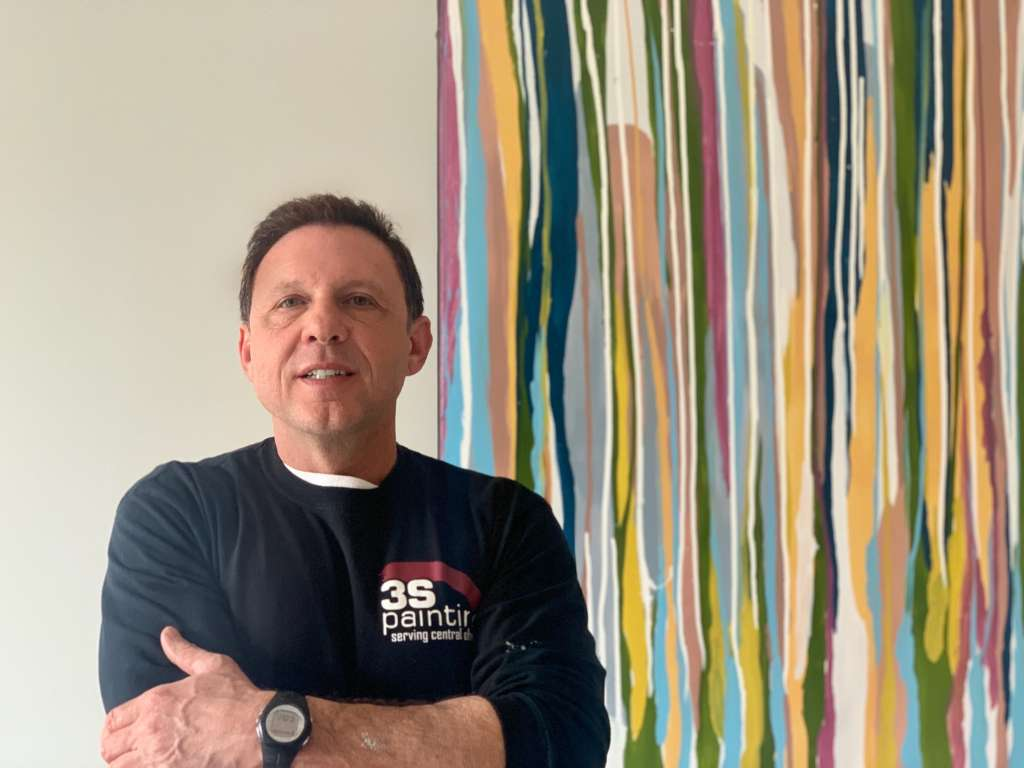 3S Painting co-owner Jim Schrienk